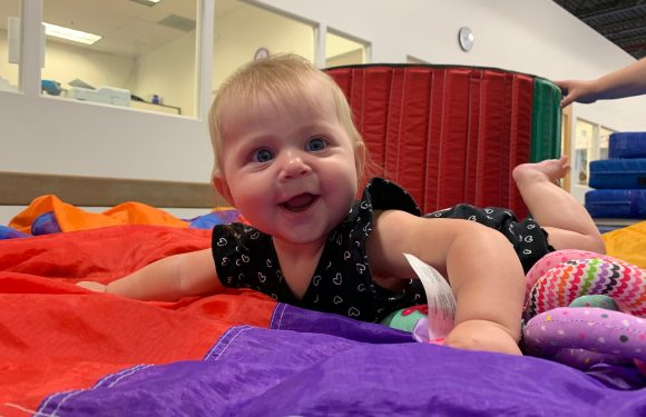 Rock and Roll (2 months – walking)